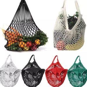 Bags - Reusable Cotton Shopping Bag